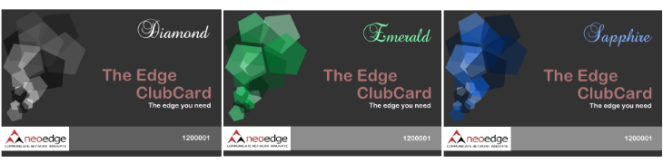The EDGE ClubCard - TIERS