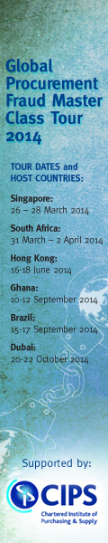Global Procurement Fraud Master Class Tour 2014