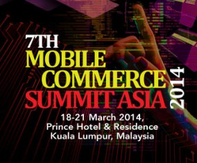 7th Mobile Commerce Summit ASIA 2014