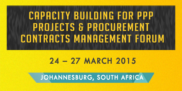 Capacity Building for PPP Projects & Procurement Contracts Management Forum