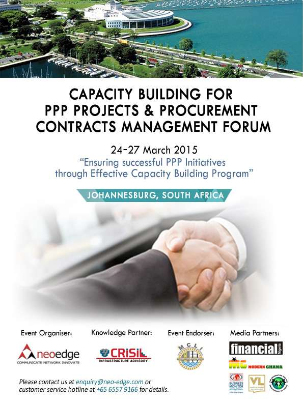 Capacity Building PPP Africa